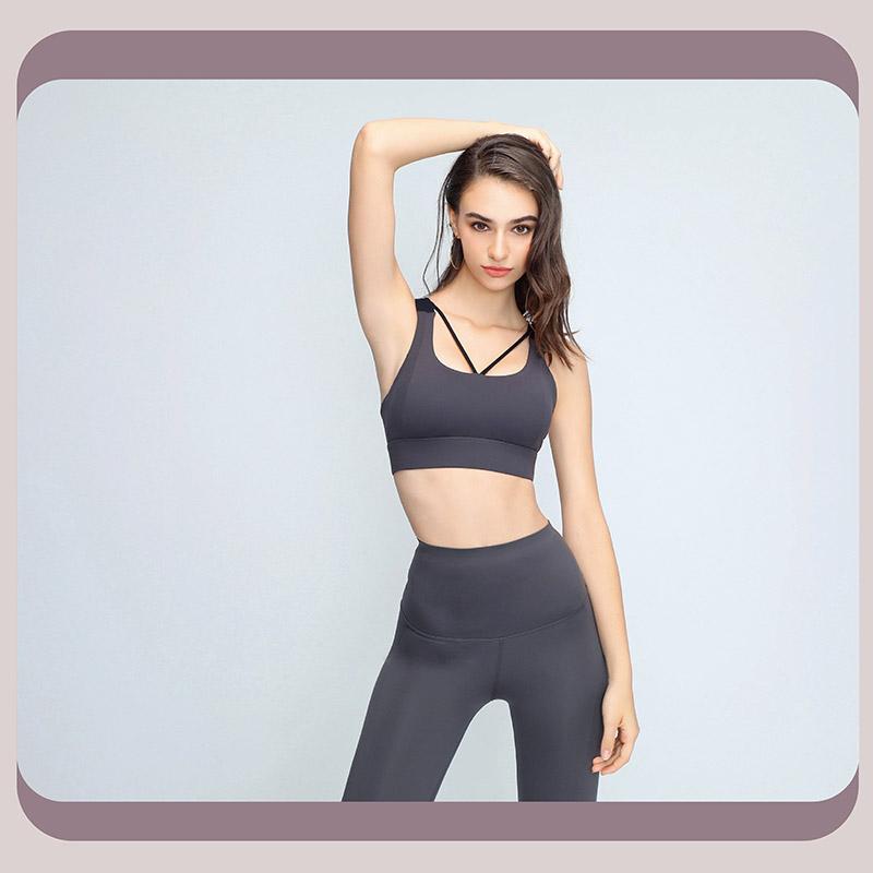 Sdare 高腰收腹提臀升級版運動褲3.0-藍灰