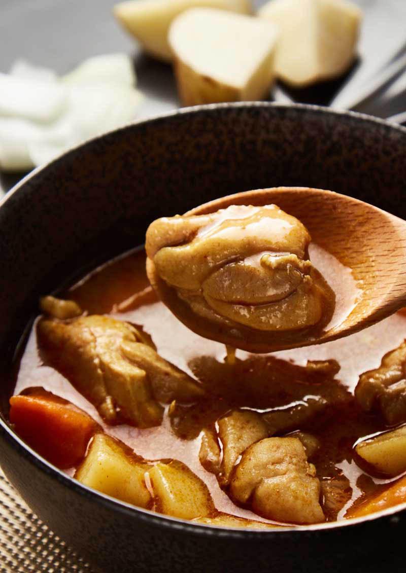 雞⾁咖哩調理包